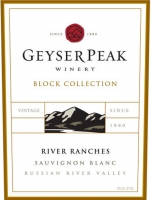 Geyser Peak Block Collection River Ranches Sauvignon Blanc 2011