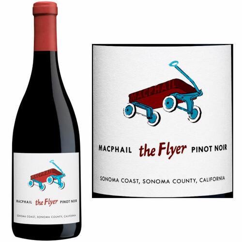 MacPhail The Flyer Sonoma Coast Pinot Noir 2018