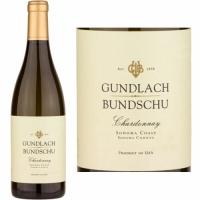 Gundlach Bundschu Sonoma Coast Chardonnay 2015