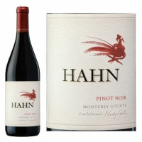 12 Bottle Case Hahn Monterey Pinot Noir 2016