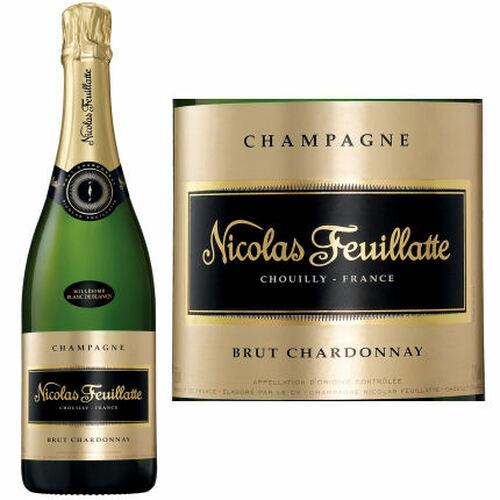 Nicolas Feuillatte Chardonnay Brut Blanc de Blancs 2008