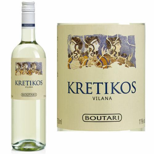 Boutari Kretikos White 2019 (Greece)