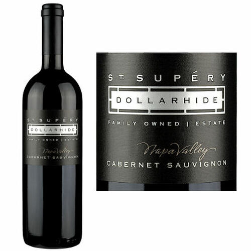 St. Supery Dollarhide Ranch Cabernet 2014 Rated 94JS