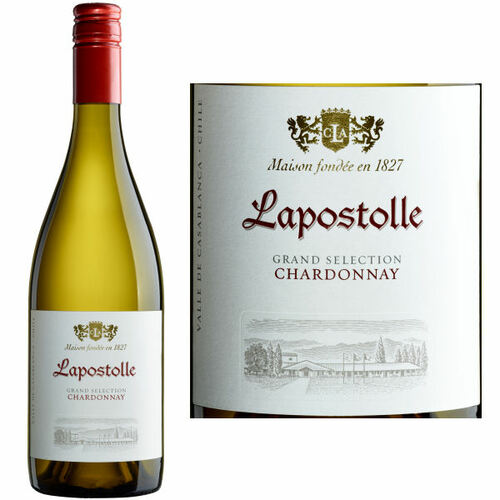 Lapostolle Grand Selection Chardonnay 2017 (Chile)