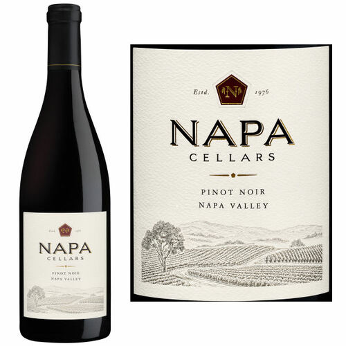 12 Bottle Case Napa Cellars Napa Pinot Noir 2017