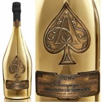 Armand de Brignac Brut Gold Champagne NV 1.5L Rated 94W&S