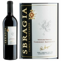 Sbragia Family Andolsen Vineyard Dry Creek Cabernet 2012 Rated 92WE CELLAR SELECTION