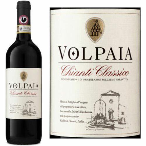 Castello di Volpaia Chianti Classico DOCG 2018 Rated 93JS