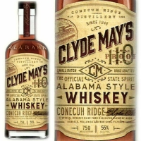 Clyde May's 110 Proof Special Reserve Whiskey 750ml