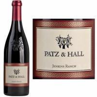 Patz & Hall Jenkins Ranch Sonoma Coast Pinot Noir 2015 Rated 90+WA