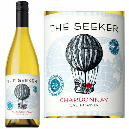 The Seeker California Chardonnay 2016