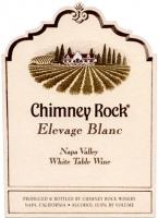 Chimney Rock Elevage Blanc 2013