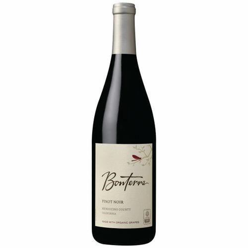Bonterra Mendocino Pinot Noir Organic 2018