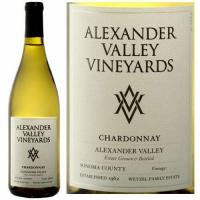Alexander Valley Vineyards Alexander Chardonnay 2018