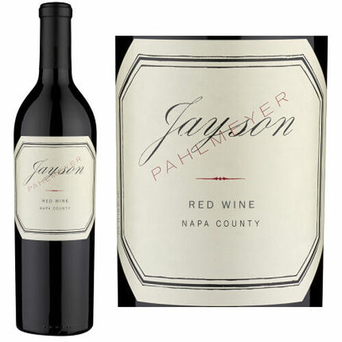 Jayson by Pahlmeyer Napa Red 2017