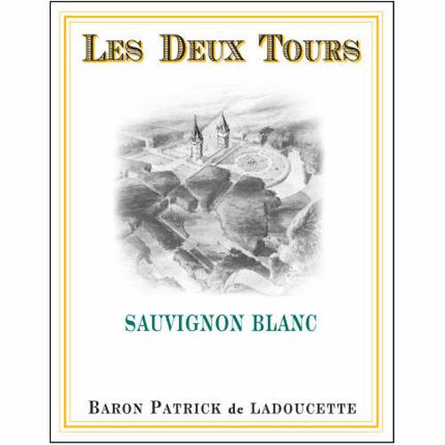 de Ladoucette Les Deux Tours Sauvignon Blanc 2018