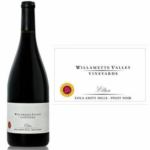 Willamette Valley Vineyards Elton Eola-Amity Hills Pinot Noir 2016