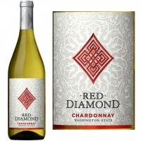 12 Bottle Case Red Diamond Washington Chardonnay 2012