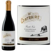 Au Contraire Dutton Ranch Russian RIver Pinot Noir 2013