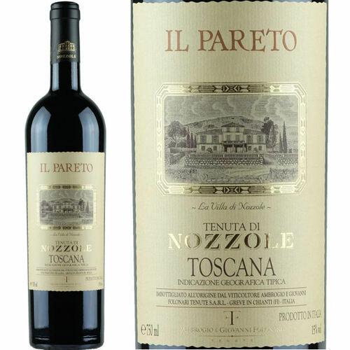 Nozzole Il Pareto Toscana IGT Cabernet 2018 Rated 95JS