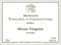 Domaine Terlato & Chapoutier Victoria Shiraz-Viognier 2013 Rated 91WS