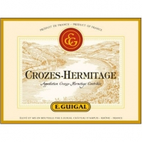 E. Guigal Crozes-Hermitage Blanc 2010 Rated 91WS