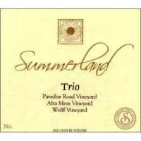 Summerland Trio Rhone Blend 2014