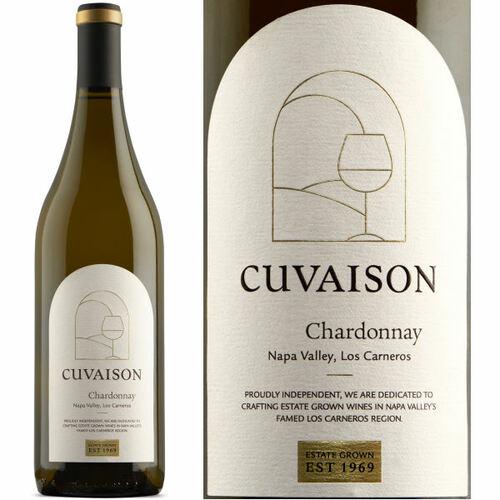 Cuvaison Los Carneros Napa Chardonnay 2017