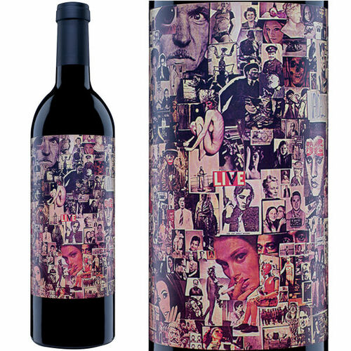 Orin Swift Abstract Red Blend 2018