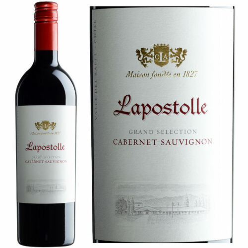 Lapostolle Grand Selection Cabernet 2017 (Chile) Rated 92JS
