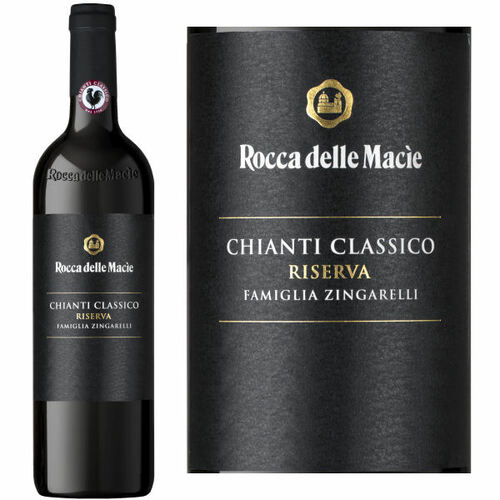 Rocca Delle Macie Chianti Classico Riserva 2017 Rated 92JS