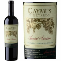Caymus Special Selection Cabernet 2001 1.5L Rated 94WS