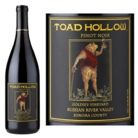 Toad Hollow Goldie's Vineyard Russian River Pinot Noir 2012
