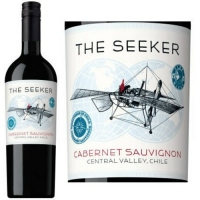 12 Bottle Case The Seeker Central Valley Cabernet 2015 (Chile)