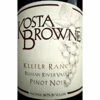 Kosta Browne Keefer Ranch Russian River Pinot Noir 2015 Rated 96JS