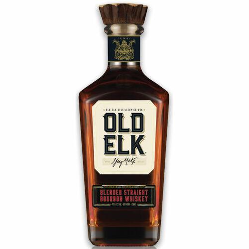 Old Elk Blended Straight Bourbon Whiskey 750ml