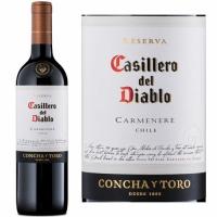 Concha Y Toro Casillero del Diablo Reserve Carmenere 2019 (Chile)