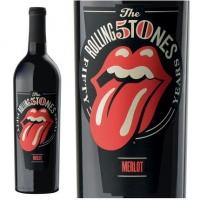 12 Bottle Case Wines That Rock Rolling Stones Forty Licks Merlot 2013