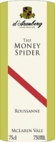 d'Arenberg The Money Spider Roussanne 2011 (Australia)