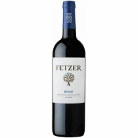 12 Bottle Case Fetzer Eagle Peak Merlot 2015