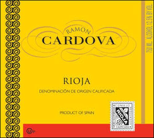 Ramon Cardova Rioja 2016 Kosher (Spain)