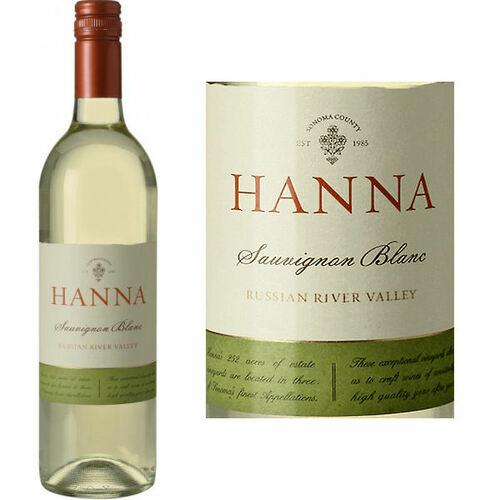 Hanna Russian River Sauvignon Blanc 2019