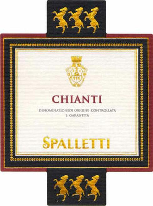 Spalateti Chianti DOCG 2015 (Italy)