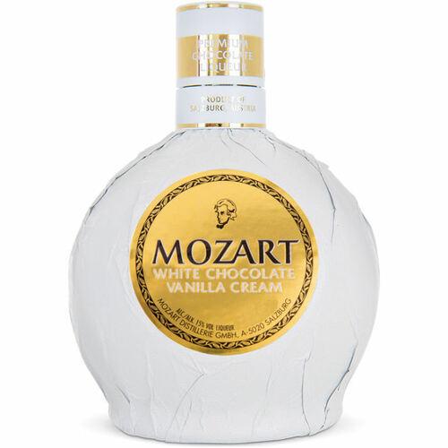 Mozart White Chocolate Vanilla Cream Liqueur 750ml