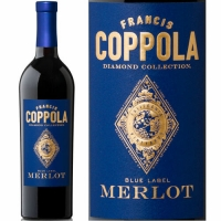 Francis Coppola Diamond Series Blue Label Merlot 2017