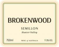 Brokenwood Hunter Valley Semillon 2019 (Australia)