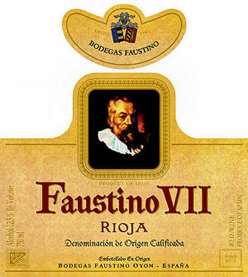 Faustino VII Rioja 2017