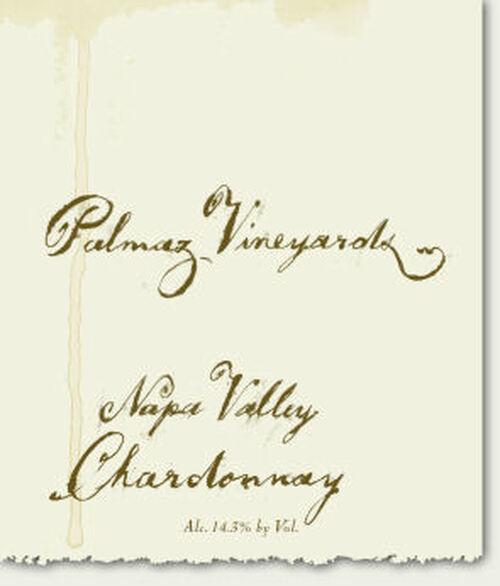Palmaz Vineyards Napa Chardonnay 2017