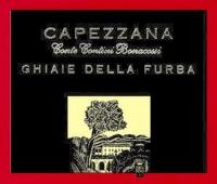 Capezzana Ghiaie della Furba 2008 Rated 91WS