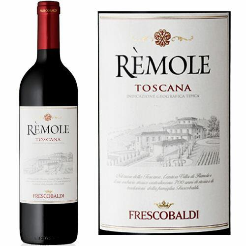 Marchesi de' Frescobaldi Remole Rosso Toscana IGT 2016
